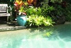 QLD Ironpot Swimming pool landscaping 3