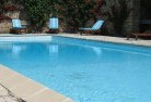 QLD Ironpot Swimming pool landscaping 6