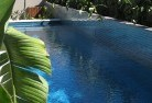 QLD Ironpot Swimming pool landscaping 7