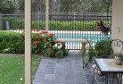 QLD Ironpot Swimming pool landscaping 9